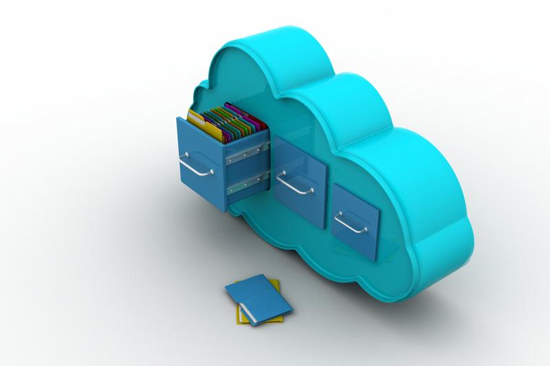 online file cabinet