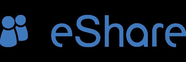 eShare logo